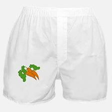 I Like Girls Who Eat Carrots Boxer Shorts