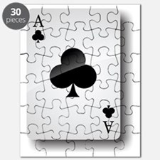 Ace of Clubs Puzzle