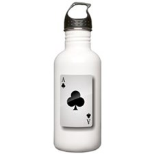 Ace of Clubs Sports Water Bottle