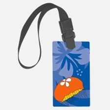 Jellyfish Sigg Water Bottle 6L Luggage Tag
