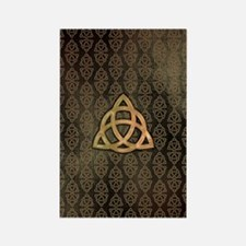 Triquetra - iPad2 Hard Case Rectangle Magnet