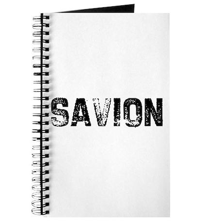 Savion Journal