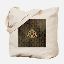 Triquetra - iPad2 Hard Case Tote Bag