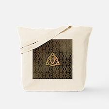 Triquetra - iPad1 and iPad3 Folio Tote Bag