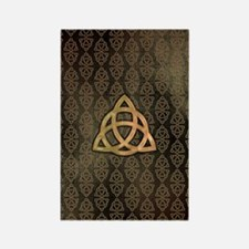 Triquetra - Kindle and Nook Sleev Rectangle Magnet
