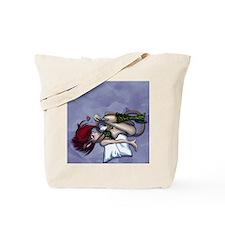 Anime Catgirl Tote Bag