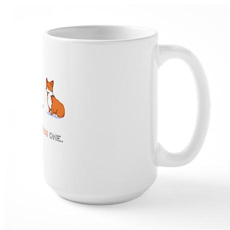 The Rebellious One Large Mug