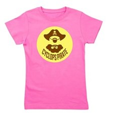 Cyclops Pirate Girl's Tee