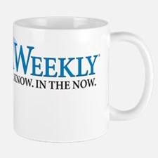 Florida Weekly 2 color logo Mug