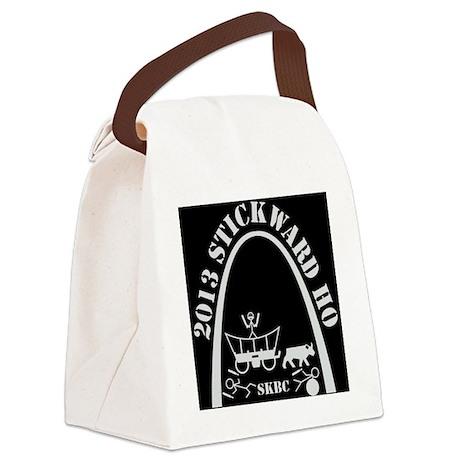 2013 Invert Logo Canvas Lunch Bag