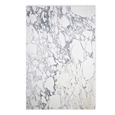 Marble Decal Postcards (Package of 8)