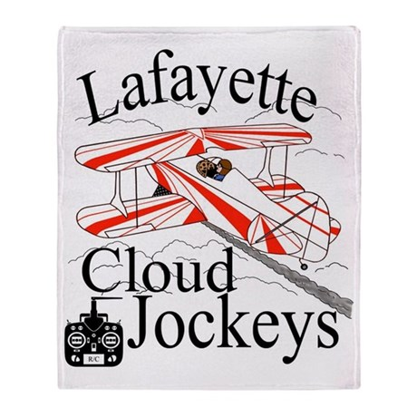2013 LCJ Logo Throw Blanket
