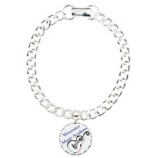 Worcester Music Academy Charm Bracelet, One Charm