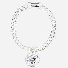 Worcester Music Academy Charm Bracelet, One Charm