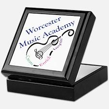 Worcester Music Academy Keepsake Box