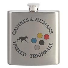 CHU Treibball Flask