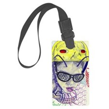 Crazy bee Christy Luggage Tag