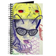 Crazy bee Christy Journal