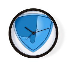 Super J Super Hero Design Wall Clock