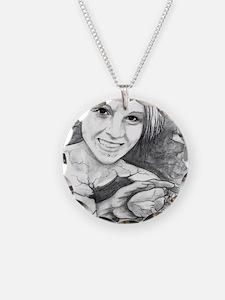 You broke my heart,but i gav Necklace