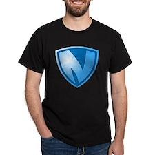 Super N Super Hero Design T-Shirt