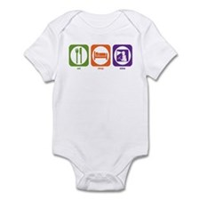 Eat Sleep Mine Infant Bodysuit