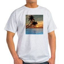 Beach Sunset T-Shirt