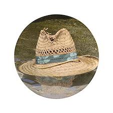 """Molokai Hat Lost 3.5"""" Button"""