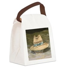 Molokai Hat Lost Canvas Lunch Bag
