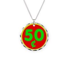 PRICE TAG LABEL - 50c - FIFT Necklace