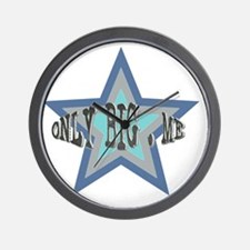 Only Big Official Brand Wall Clock