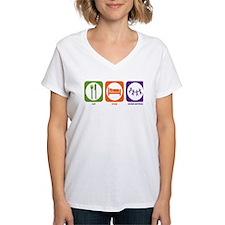 Eat Sleep Social Services Shirt