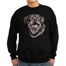 Rottweiler Sketch Sweatshirt