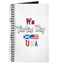 It's Tartan Day.(1):-) Journal