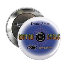 "Daniel Amos - Motorcycle 2.25"" Button"