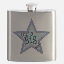 Only Big Official Brand Flask