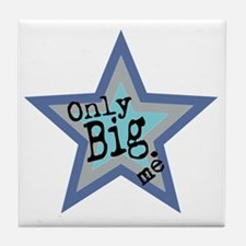 Only Big Official Brand Tile Coaster