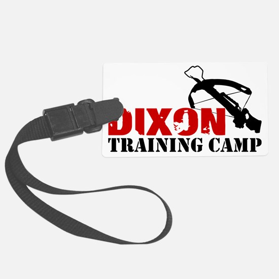 Dixon Training Camp Large Luggage Tag