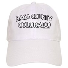 Baca County Colorado Baseball Cap