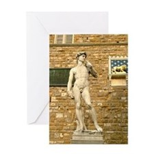Davide Greeting Card