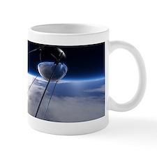 Sputnik in Orbit Mug