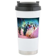 Winter Dreams Greeting  Travel Mug