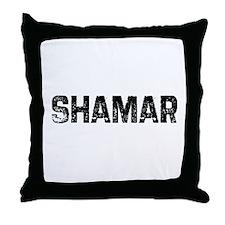 Shamar Throw Pillow