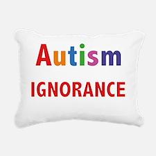 autismTragedy1B Rectangular Canvas Pillow