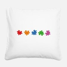 autismGodPerf1B Square Canvas Pillow