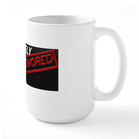 Creatively Endeavored logo 2013 Large Mug