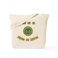 Naci en 5/5 Tote Bag