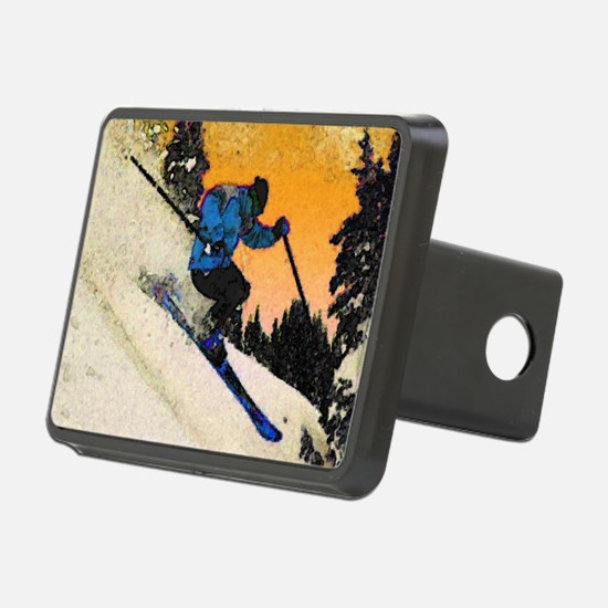 skier1 Hitch Cover