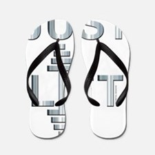 JUST LIFT (large) Flip Flops
