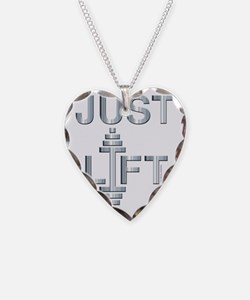 JUST LIFT (large) Necklace